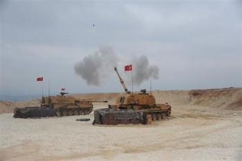 SDF tuyên bố đẩy lùi cuộc tấn công trên bộ của Thổ Nhĩ Kỳ