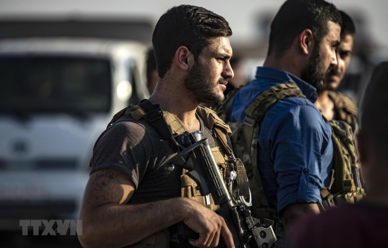 tong thong assad khang dinh se ho tro luc luong nguoi kurd o syria