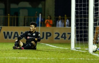 Thủ môn Bùi Tiến Dũng khó ở lại Hà Nội FC sau mùa giải 2019