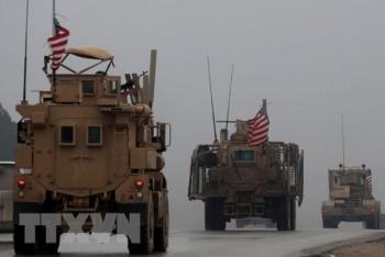 Iraq tái khẳng định không cho phép quân Mỹ rút từ Syria ở lại