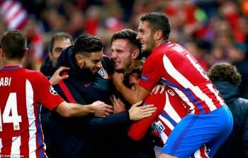 bayern munich va atletico gianh ve vao vong knock out champions league