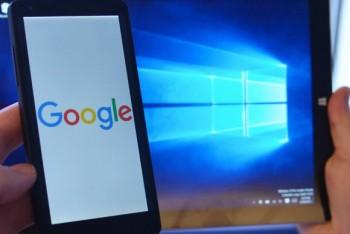 google cong bo lo hong bao mat tren windows khien microsoft khong hai long