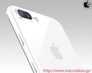 apple co the ra iphone 7 mau trang
