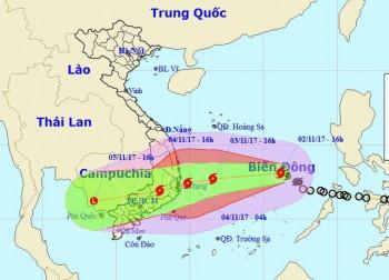 Cơ quan khí tượng đang lo ngại điều gì nhất về bão số 12?