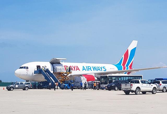 ASEAN viện trợ Việt Nam lô hàng hơn 174.000 USD sau bão Damrey