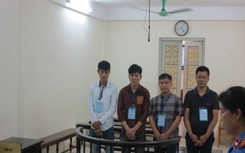 nhom doi tuong lan dau buon ban nga voi linh an