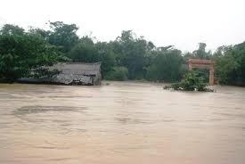 Quảng Trị, Thừa Thiên Huế nguy cơ xảy ra lũ quét và ngập lụt