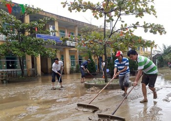 Thừa Thiên - Huế tập trung khắc phục hậu quả mưa lũ