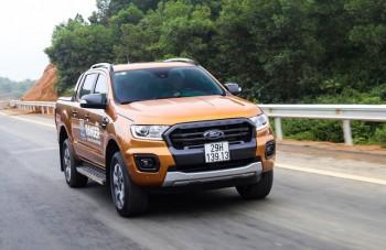 danh gia uu va nhuoc diem cua ford ranger wildtrak 20 bi turbo 2018
