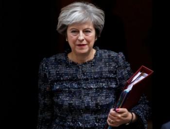 Thủ tướng Anh lên đường sang Brussels bảo vệ thoả thuận Brexit