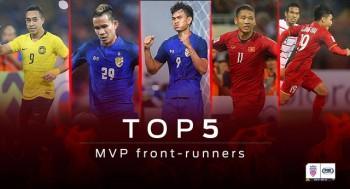 5 cầu thủ nổi bật vòng bảng AFF Cup 2018: Việt Nam đóng góp 2 người