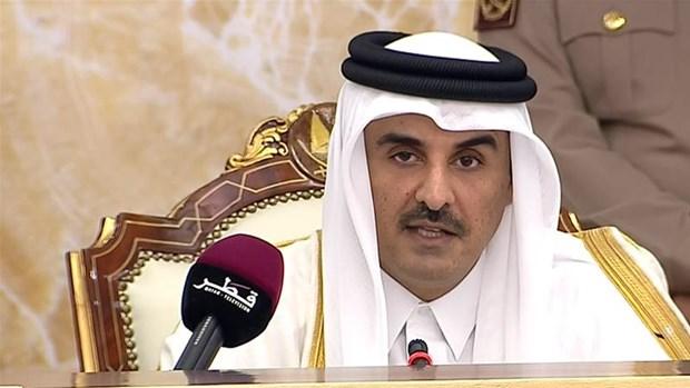 qatar khang dinh da vuot qua nhung phong toa cua saudi arabia