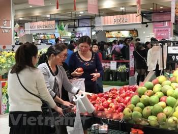 Hà Nội: Không để khan hàng, sốt giá dịp Tết Nguyên đán Canh Tý