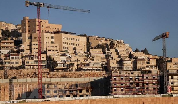 israel palestine phan ung viec my thay doi lap truong ve khu dinh cu