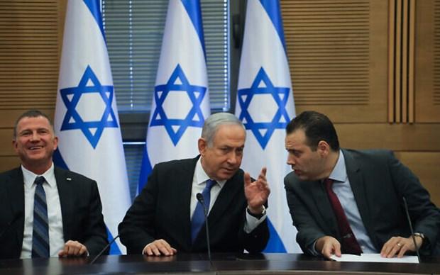 israel truoc kha nang to chuc tong tuyen cu lan thu 3 trong 12 thang