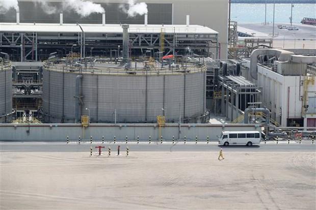 Trữ lượng ngày càng gia tăng, Qatar đẩy mạnh hoạt động sản xuất LNG