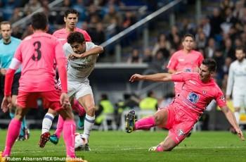 con trai zidane ghi ban real madrid gianh chien thang 6 sao