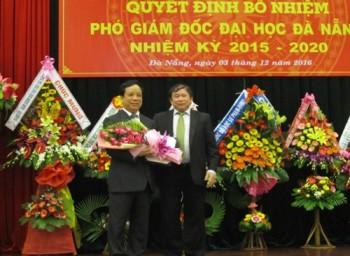 vu truong vu ke hoach tai chinh duoc dieu dong lam pho giam doc dh da nang