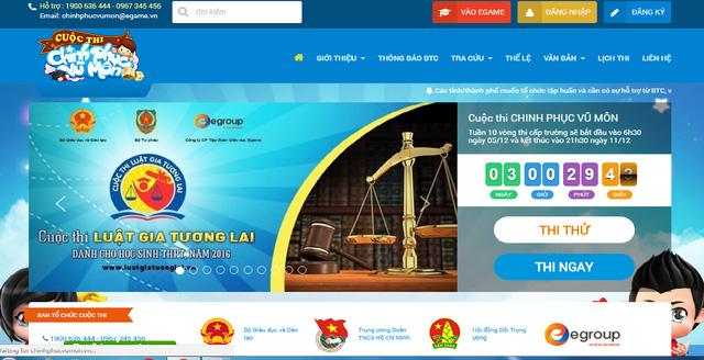 bo gddt phoi hop to chuc game online cho hoc sinh phu huynh buc xuc