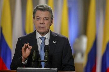 Tổng thống Colombia khẳng định cần sớm thực thi thỏa thuận hòa bình