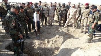 Iraq phát hiện 2 ngôi mộ chứa 90 thi thể tại tỉnh Nineveh