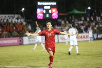 Đội tuyển Việt Nam đánh bại Philippines: Dấu ấn của cặp 'song Đức'