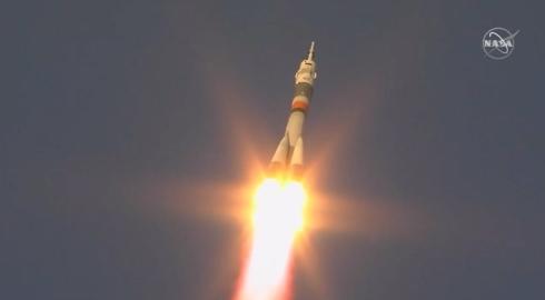 Nga phóng thành công tàu vũ trụ có người lái tới ISS