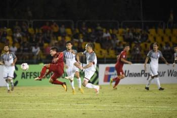 Báo châu Á dự đoán đội hình tuyển Việt Nam đấu Philippines tại Mỹ Đình