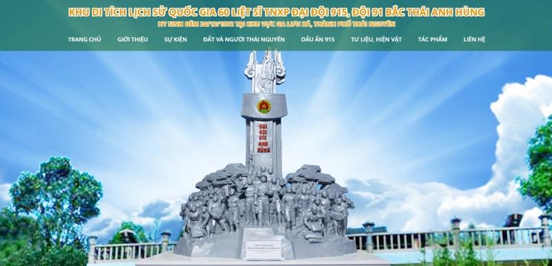 khai truong trang thong tin dien tu ve dai doi 915 va tang bang khen cho cac tap the ca nhan