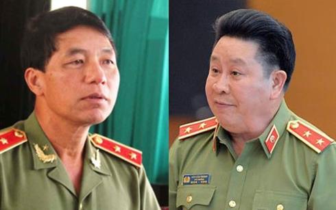 ky luat cuu can bo cong an khong phai lam cho nganh yeu di