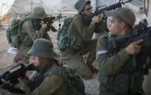 israel no sung vao nhung ke co vu trang xam nhap bien gioi