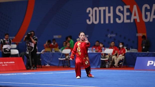 SEA Games 30: Tấm huy chương đầu tiên của đoàn thể thao Việt Nam