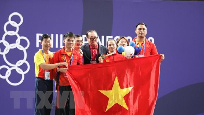 SEA Games 30: BTC nhận lỗi quên nghi lễ kéo cờ khi trao huy chương
