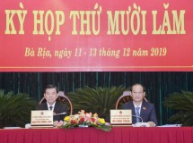 ba ria vung tau dat va vuot 10 trong tong so 11 chi tieu ve kinh te kinh te vietnam vietnamplus