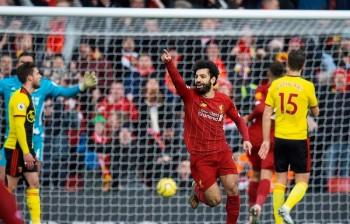 Liverpool giành chức vô địch mùa Đông với thành tích bất bại