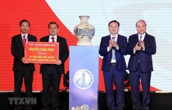 Thủ tướng dự Lễ kỷ niệm 120 năm thành lập huyện Đại Lộc của Quảng Nam