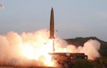 Tướng Mỹ: Triều Tiên có thể sắp tiến hành thử tên lửa tầm xa
