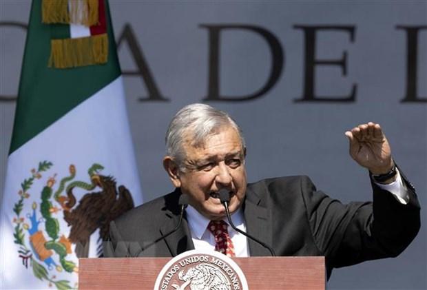Tổng thống Mexico hoan nghênh việc Hạ viện Mỹ phê chuẩn USMCA