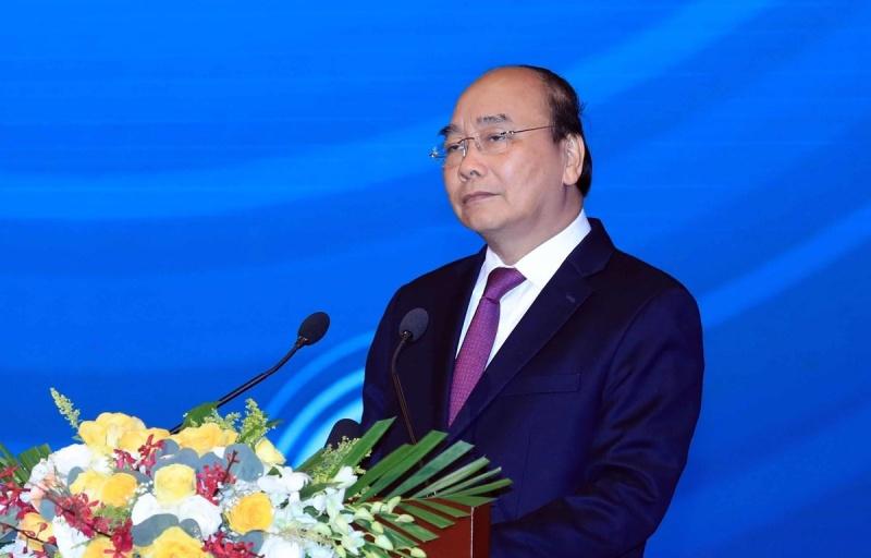 Thủ tướng: Chính phủ tiếp tục cam kết đồng hành cùng doanh nghiệp