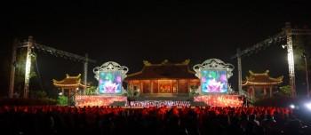 Dâng hương, cầu siêu tại Khu Di tích lịch sử Quốc gia địa điểm lưu niệm các TNXP Đại đội 915