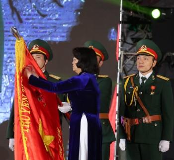 Lễ công bố Quyết định công nhận Phổ Yên hoàn thành nhiệm vụ xây dựng nông thôn mới năm 2018