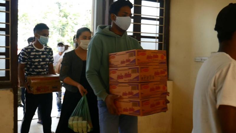 Hỗ trợ sinh viên Quốc tế trong thời gian phòng, chống dịch bệnh