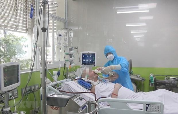 Việt Nam không ghi nhận thêm ca mắc COVID-19, BN91 đã có thể ngồi dậy