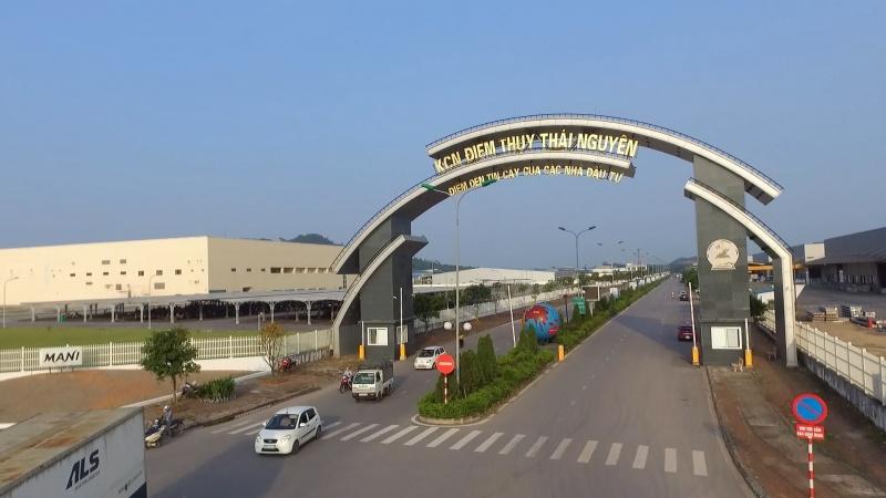 Phú Bình tập trung nguồn lực xây dựng cơ sở hạ tầng, thu hút đầu tư