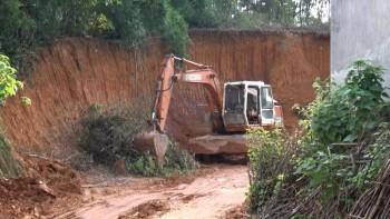 Phú Bình: Cần tăng cường công tác quản lý khai thác, vận chuyển đất trên địa bàn huyện