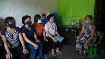 Thu gom phế liệu gây Quỹ giúp hội viên phụ nữ khó khăn