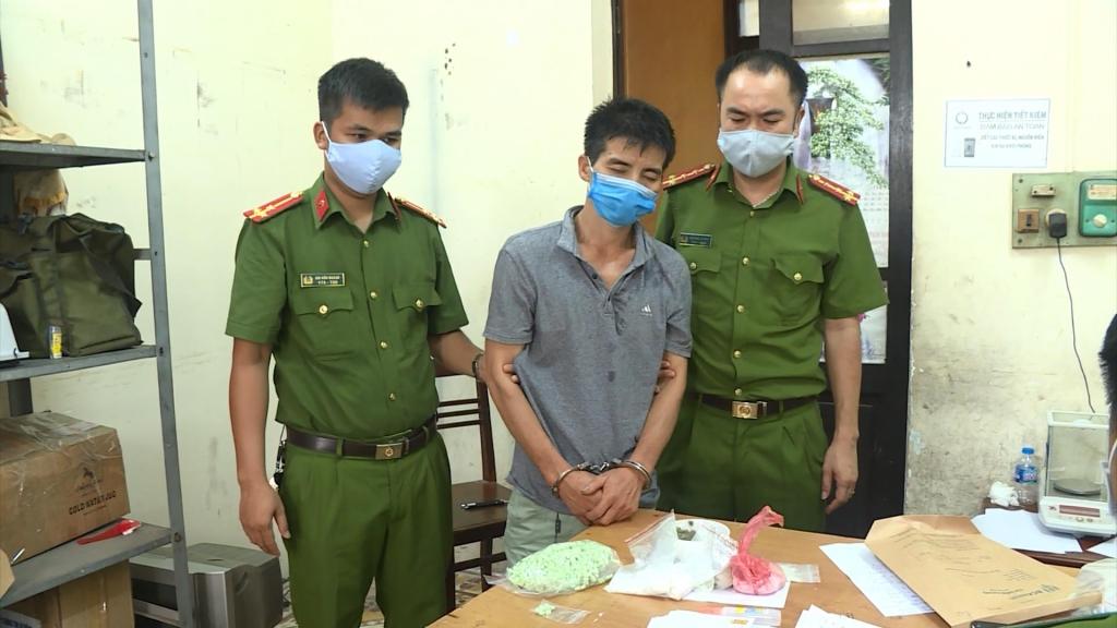 Công an tỉnh Thái Nguyên quyết liệt đấu tranh, đẩy lùi tội phạm ma túy