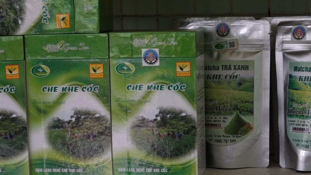太原省的许多货物产品开始享受EVFTA的优惠