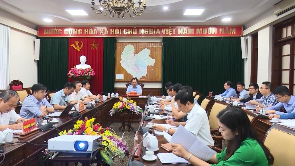 考虑富平县工业区项目的实施工作