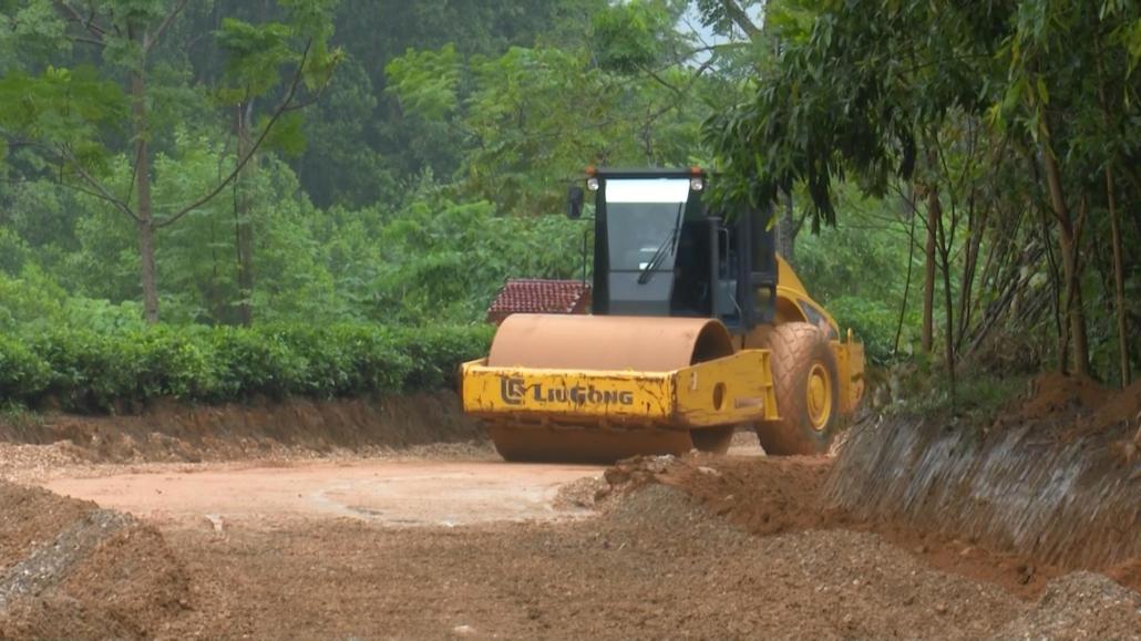 为加快新农村建设工作解决规划的困难